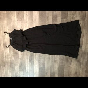 Black xhilaration dress
